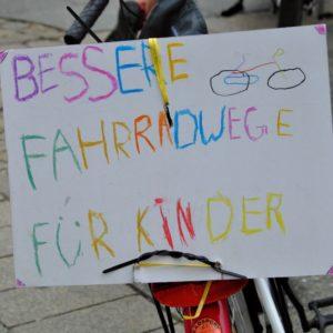 Kidical Mass gewinnt Deutschen Fahrradpreis 2021